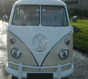 VW Campervan Hire in UK